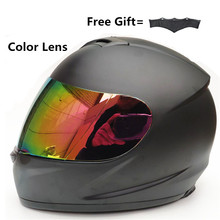 Hot selling Black Full Face Motorcycle Helmet Riding Mens Off Road Downhill DH Racing Cross