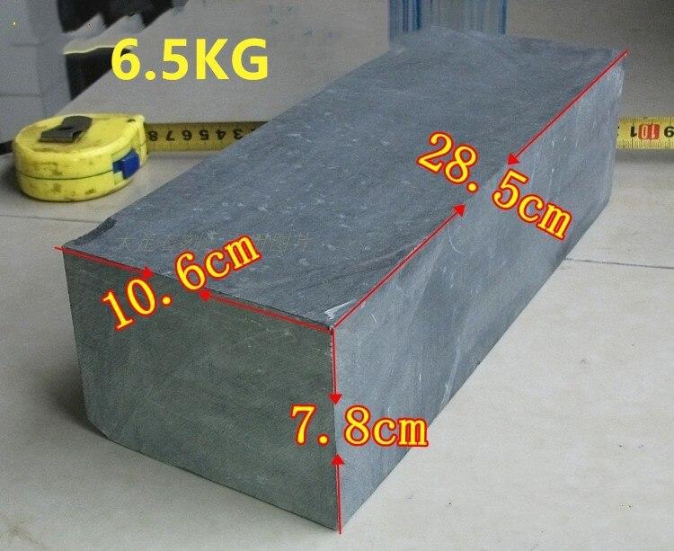 BNBS натуральный Pulpstone 3000 # Six faced Полировочный камень резкость натуральный заточка камней Extra Large 285*106*78 мм Бесплатная DHL
