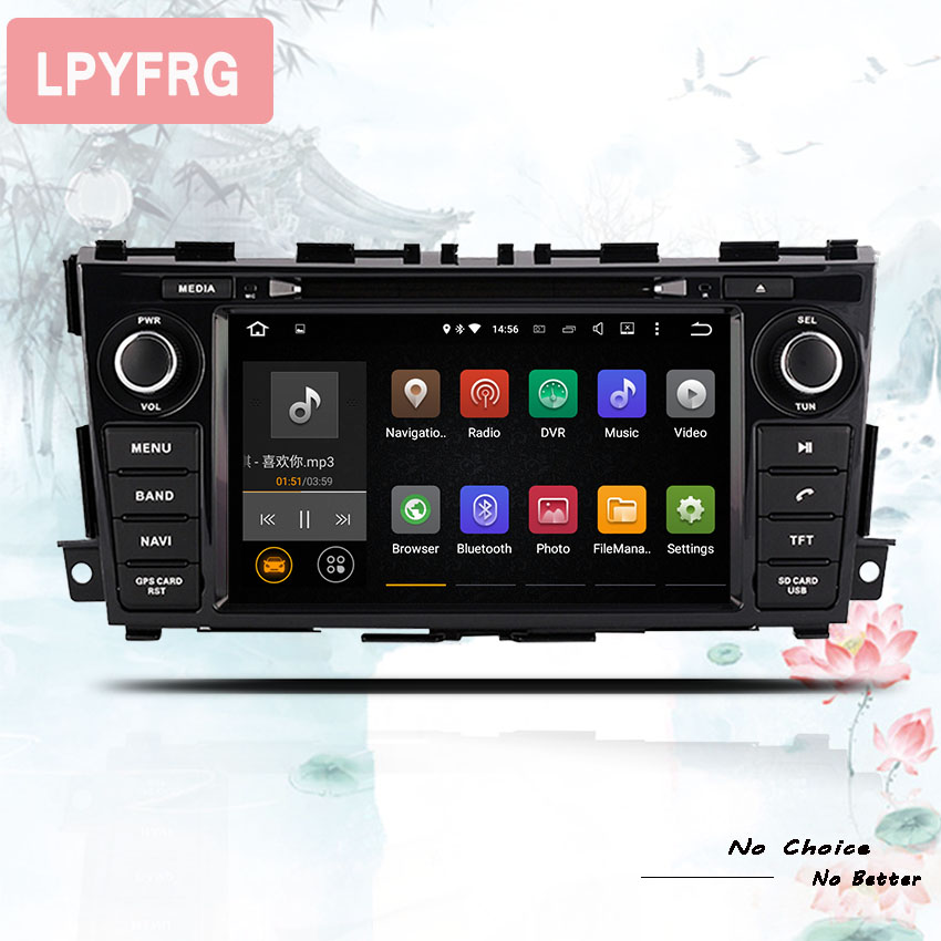 HD Android 9 0 4G RAM 64G Car DVD Player GPS Wifi Radio BT DVR TV