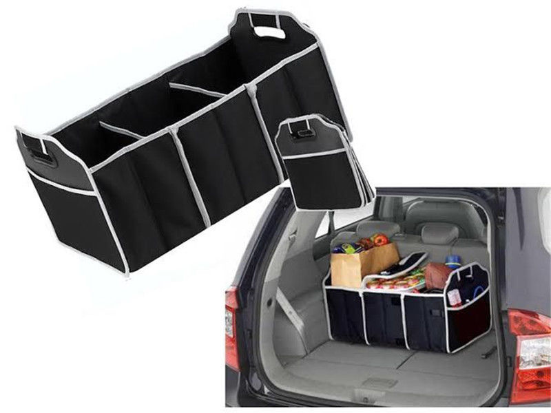 Peugeot 206 Car Carpet Boot Trunk Tidy Organiser Storage Bag