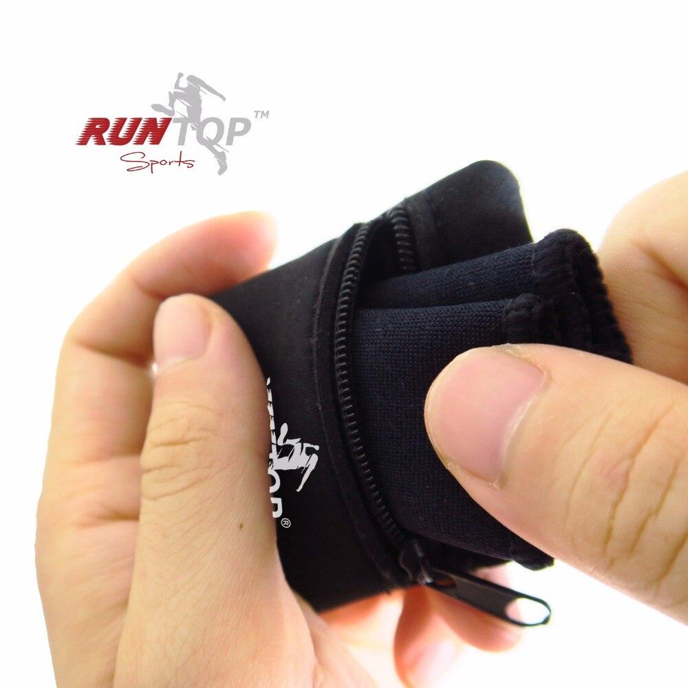 RUNTOP Finger Daumenhülsen Hakengriffschutz für Gewichtheben - Fitness und Bodybuilding - Foto 4