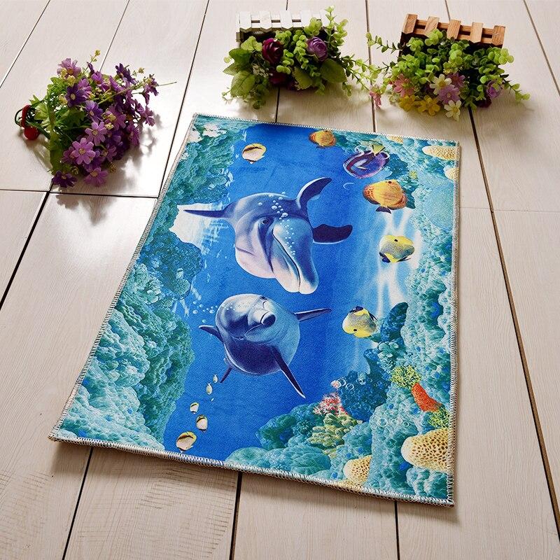 מוצר New Cool 3d Cartoon Animal Rug Child Room Carpet