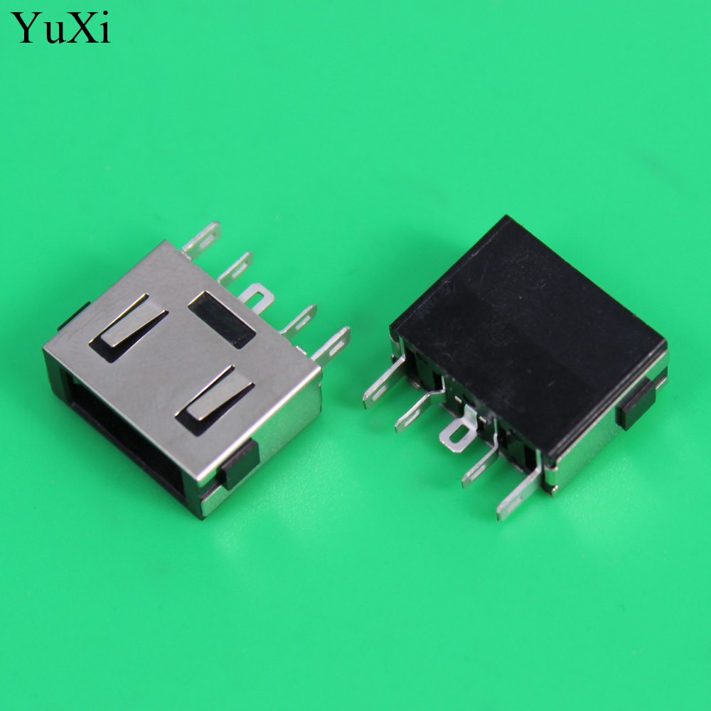 YuXi DC Power Jack Charging Port Socket Connector for Lenovo B40 B50 E40 G40 G50 Z40 Z41 Z50 Z51 Y50 N50 Z510 Z710 T440 yuxi for lenovo ultrabook yoga 11s 13 side port adapter charging head 5 5x2 5mm turn square interface