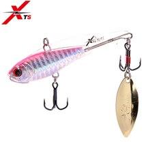 XTS Fishing Lure 150mm 135mm 110mm Artificial VIB Bait Lead Sinking Hard 5 Colors Quality Swimbait Jerkbait 3520B