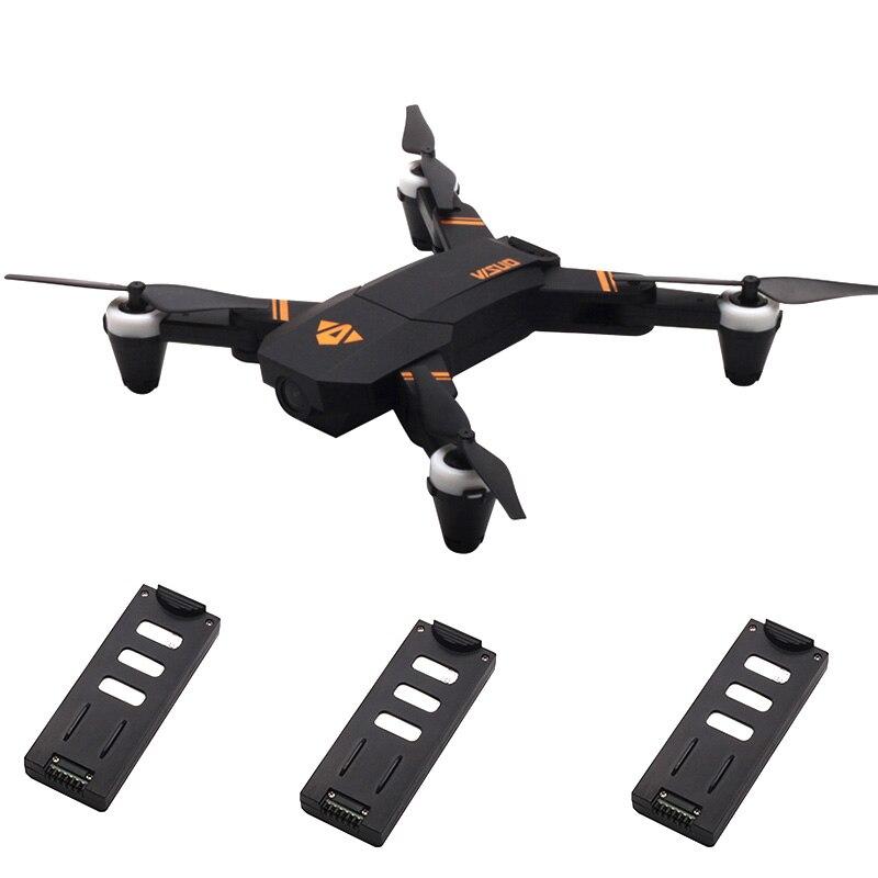 VISUO XS809 Mini Foldable RC Drone WiFi FPV Camera / Altitude Hold / G-sensor Control / He