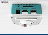 FGHGF HD 200 HDMI Камера 2 млн Пиксели USB выходной микроскоп Камера Крест линии sd карта английское меню HD качество