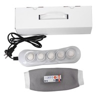 POP RELAX health 5 balls Jade products portable heater projector PR P05 Far infrared Heating Therapy Relax Massage