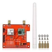 Voor Dragino Lora Gps Hoed Gebaseerd Op SX1276/SX1278 Transceiver 868 Mhz/915 Mhz/433 Mhz, voor Raspberry Pi 2 Model B/Raspberry Pi 3