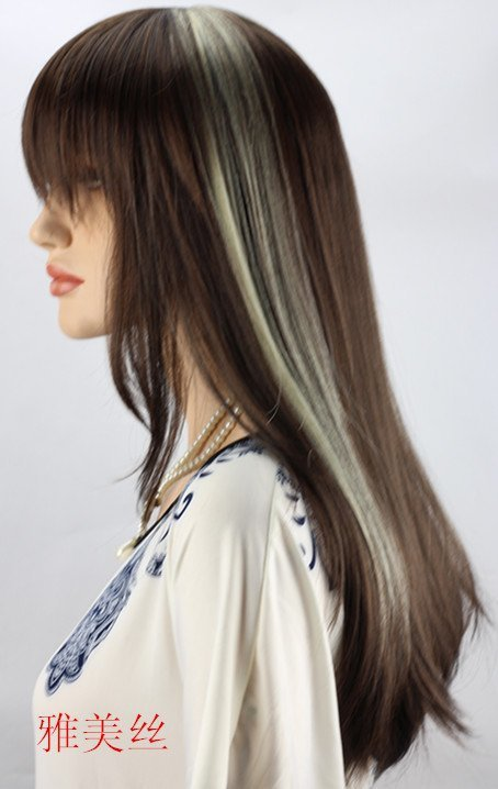 Sell Like Hot Cakes Very Beautiful Black Highlights White