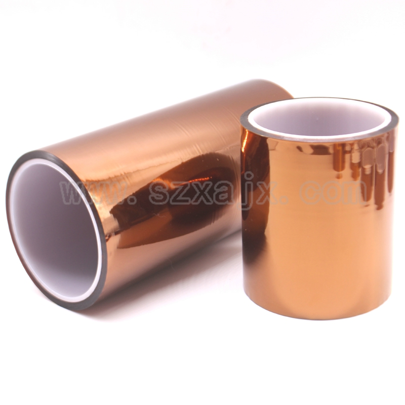 100mm X 33m 100ft Kapton Tape High Temperature Heat Resistant Polyimide for Reprap 3D Printer heated Bed fast ship 55mm x 33m 100ft kapton tape high temperature heat resistant polyimide fast ship