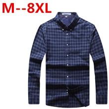 9xl 8xl 7xl 6xl 5xl 4xl male long-sleeve slim shirt business casual formal male shirt men's clothing wholesale twill pure shirts