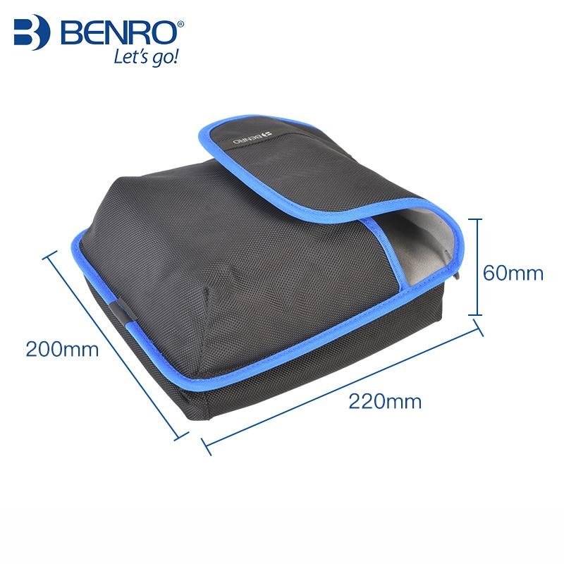 Benro FB170 FB150 porte filtre de stockage de sac filtrant pour filtres carrés et filtres ronds sac en Nylon livraison Frss-in Sacs pour appareil photo from Electronique    2