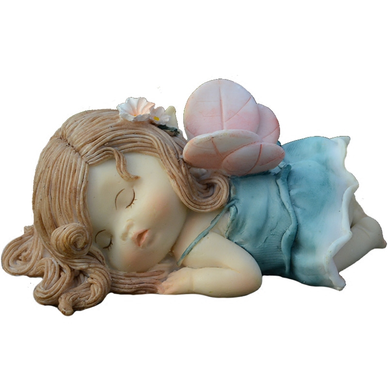 Flower Fairy Ornament Angel Children S Bedroom Decor Style Creative