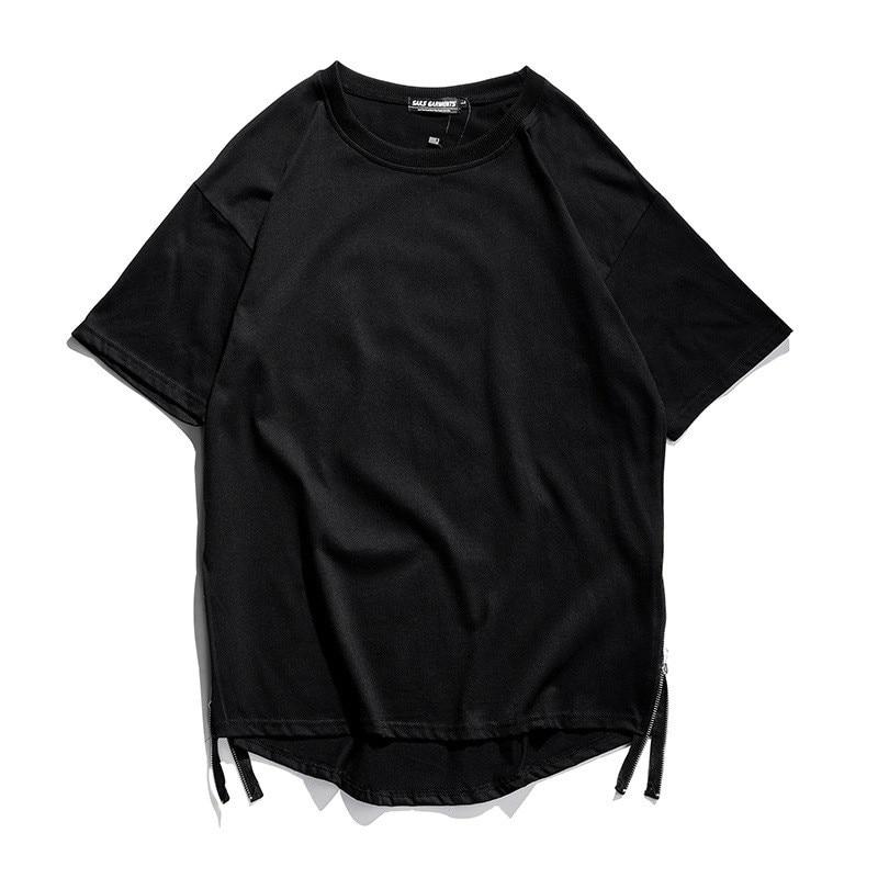 2018 kısa kollu T-shirt erkek Avrupa ve Amerika Birleşik Devletleri - Erkek Giyim - Fotoğraf 5