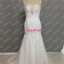 srui sker Elegant Bride Dresses Court Train Wedding Dress