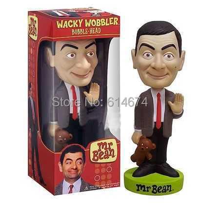 MR BEAN Mini bobblehead 17cm Funko