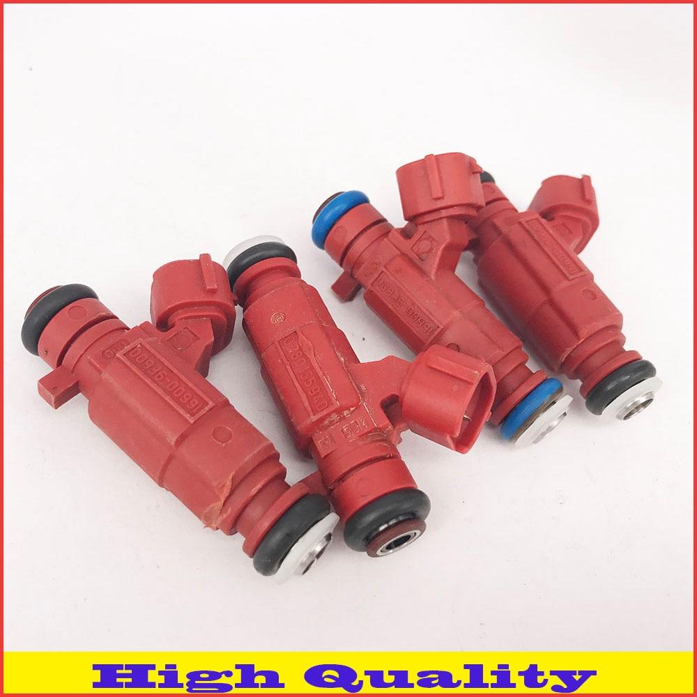 Original Fuel Injector For Nissan Primera  Almera P12 Oem 16600 9f600 0280155940 Free Shipping