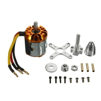 N5065 380KV 1665W High Efficiency Brushless Motor For RC Model Multicopter Skate Scooter Skateboard Set DIY Electric Skate Board