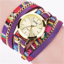 Ladies Style Informal Analog Quartz Ladies Watch Bracelet Watch girls watch montre femme reloj mujer wholesale Free transport A8.