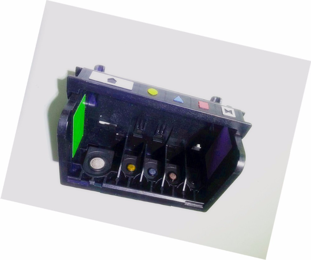 Printhead 100 New For Hp564 Photosmart D5445 Hp 81 Yellow Designjet Dye And Cleaner Original C6300