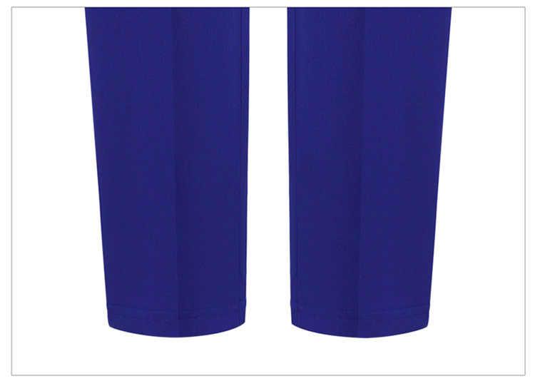 Mulheres grávidas Verão estilo M... XXXXL Preto Azul Plus Size Calças Cintura Elástica de Maternidade Mulheres clotheing Feminino Harem Pants