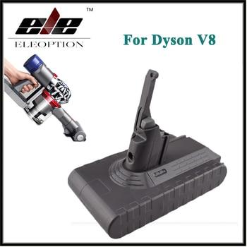 Eleoption 21.6V 2800mAh /  60.48Wh Li-ion Rechargeable Battery Pack For Dyson V8 Series For Dyson V8 Battery