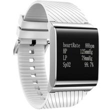 IP67 Водонепроницаемый смарт-браслет X9 плюс Bluetooth SmartWatch сердечного ритма/крови Давление Монитор кислорода браслет для iOS и Android