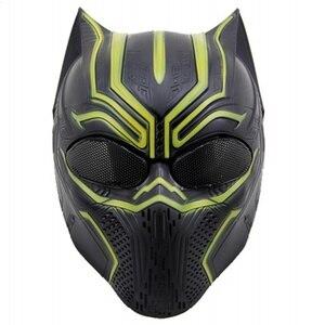 Wargame militar Cosplay Halloween 9 colores negro cráneo fantasma máscara táctica Airsoft Paintball mascarilla protectora completa