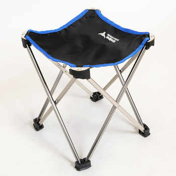 Portable Outdoor Fishing Folding Chair with Oxford fabric and Aluminum Alloy for Garden,Camping,Travelling,Beach chair - DISCOUNT ITEM  19% OFF All Category