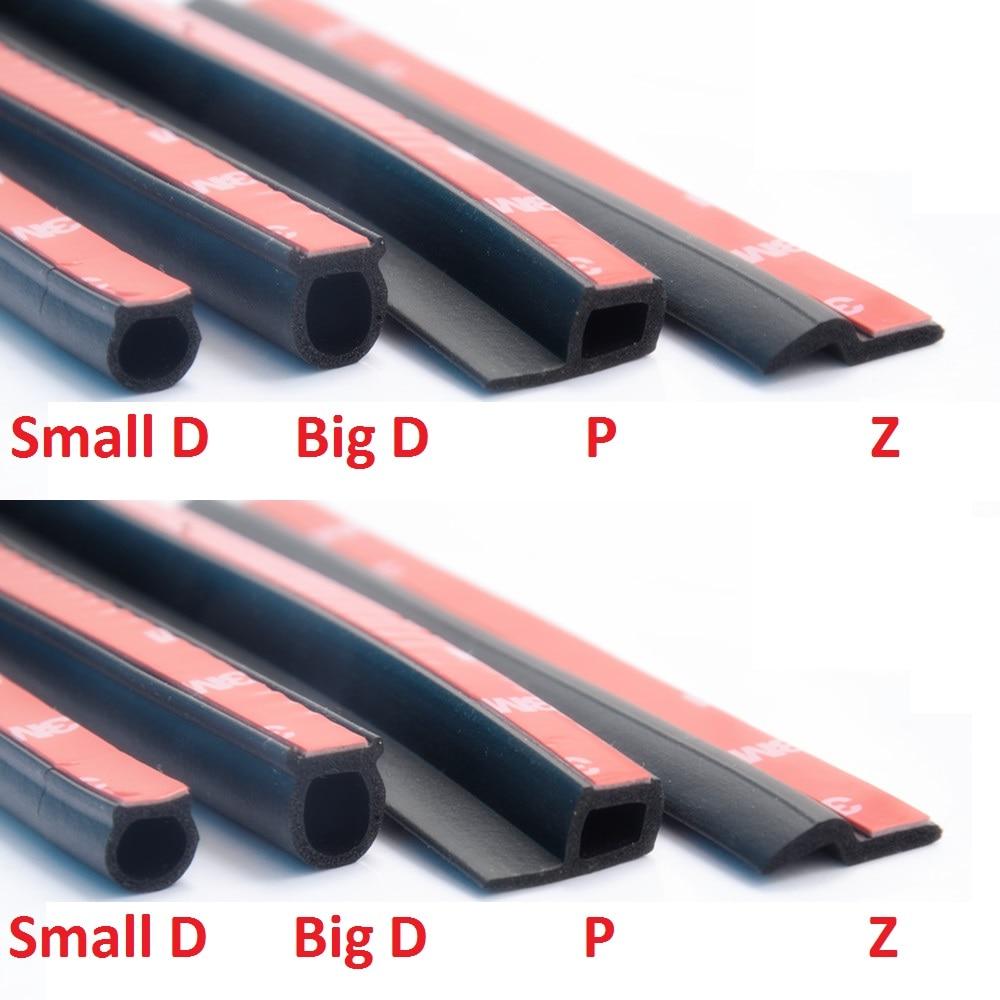 М 2 м D Z P B Тип 3 м клей автомобиля резиновое уплотнение звукоизоляция уплотнитель кромка отделка шумоизоляция двери автомобиля уплотнительн...