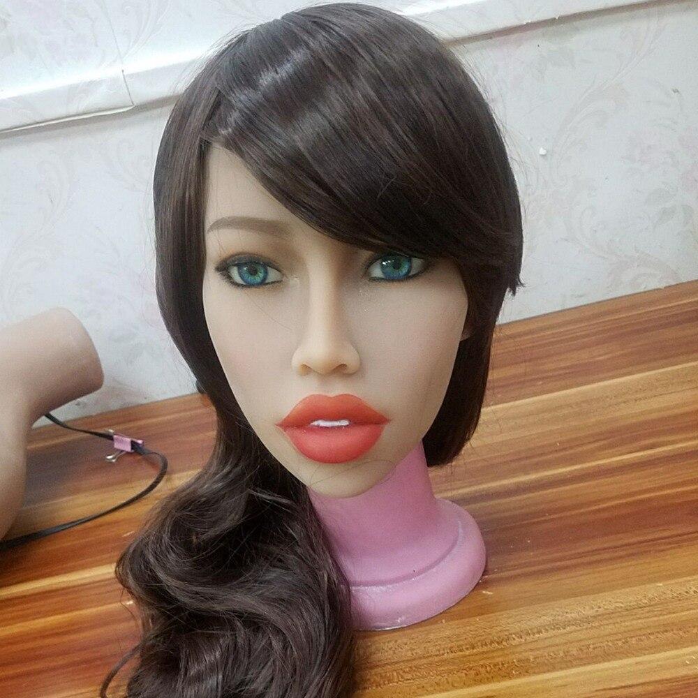 #88 Латинской Америки девушка секс кукла голову для Большие размеры секс игрушки 135 см/140 см/148 см /153 см/152 см/155 см/158 см/163 см/165 см/170 см