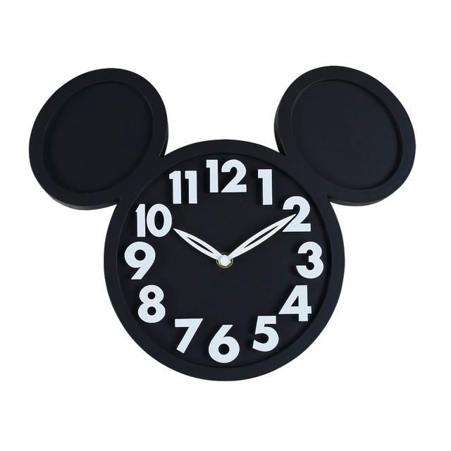 US $15.39 32% di SCONTO|Mickey Mouse Acrilico Elettronica Da Cucina di  Design di Grandi Dimensioni Orologio Da Parete decorativo Moderno Orologio  ...