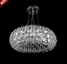 50cm/65cm Modern Caboche Pendant Lights For Bedroom Dinning Room Elegant style Lustres Cristal lustres e pendentes 110-220V