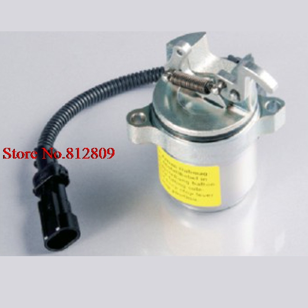 Wholesale Deutz Shutdown Device Solenoid Valve 04287583 Diesel Engine Parts,12V цена