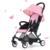 5 niños de Color de moda del cochecito de bebé 2016 nueva caliente-venta portátil ligero plegable paraguas coche de bebé del coche bebek arabasi