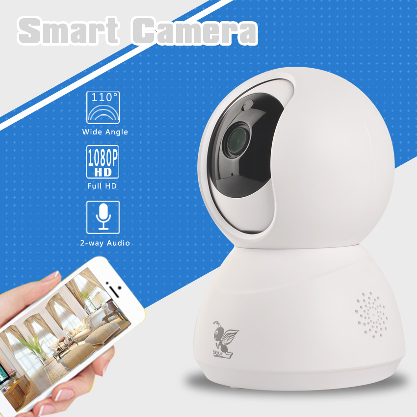 Zjuxin 720P 1080P Indoor IP Camera wifi home security video Surveillance security camera cctv cam Mini Camera цена