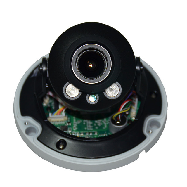 Dahua 4mp IP Camera IPC-HDBW4431R-ZS 2.8mm~12mm Electric Zoom PoE IP CCTV Camera Support IK10 IP67 Waterproof IR 50M