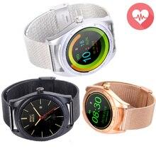 "K89 Smart Armbanduhr Pulsmesser Smartwatch 1,22 ""IPS Touchscreen Inteligente Pulso Sport Intelligente Uhr Armbanduhr"