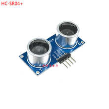 цена на 1pcs/lot Ultrasonic Module HC-SR04 Distance Measuring Transducer Sensor Samples Best prices
