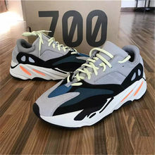 47622f78e 2018 Best Quality Classic Running Shoes With Wave Runner 700 Boosts Sports  Shoes Fashion Sneaker With