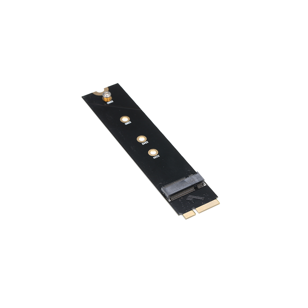 M.2 NGFF B Key SATA To  7+17 Pin Adapter For MacBook Air A1465 A1466 (2012 Year Only) SSD Replacement HDD Hard Disk Drive Card