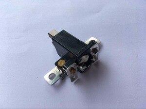 1 шт. автобусные части prestolite электрическая щетка генератора держатель в сборе модель 100A для yutong/higer Бесплатная доставка
