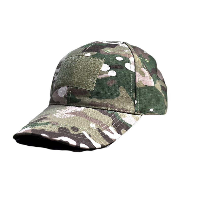military baseball caps velcro hat outdoor tactical font cap bionic camouflage sun hats hunting camping hiking