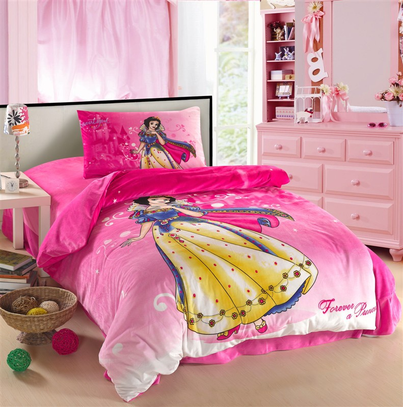 prod itm kids set bedding dreamworks twin with pink trolls life sham comforter