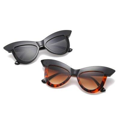 fc8b21904e1 Detail Feedback Questions about 2019 Vintage women s sunglasses cat eye eyewear  leopard print sunglasses Female Retro Brand designer sunglasses Oculos de  ...