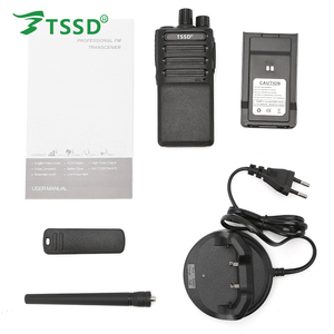 Image 5 - Nuovo 2017 TSSD UHF 400 470 FM Portatile A Due Vie Radio TS K68