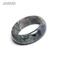JIUDUO Free Shipping Natural Jade bracelets fine jewelry beads bracelet hand carved elastic bracelets for women free shipping