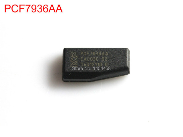 Free Shipping Wholesale Auto Transponder Chip For Pcf7936aa Tp12