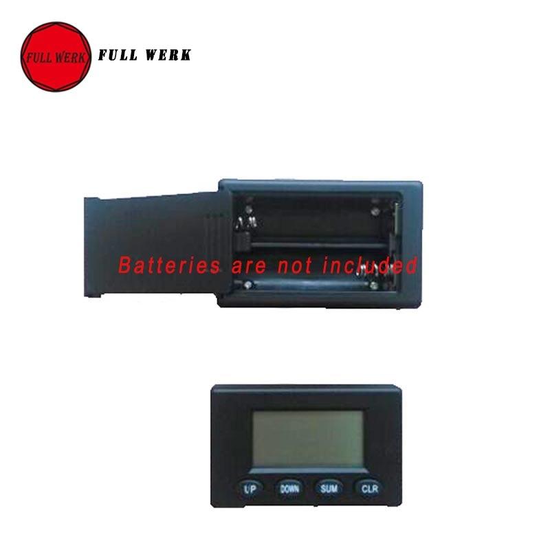 1 Set V1 Plastik İnfraqırmızı Ultrared Lap Taymer Simsiz - Motosiklet aksesuarları və ehtiyat hissələri - Fotoqrafiya 5