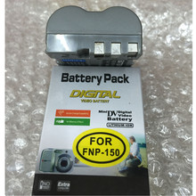NP-150 NP150 Digital Camera Battery FNP-150 FNP150 For Olympus Fujifilm FinePix S5 Pro IS Pro